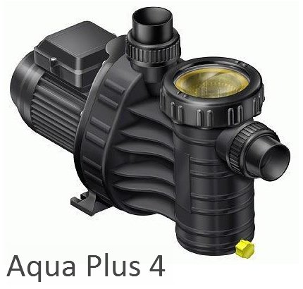 Filterpumpe Aqua Technix Plus 4 -