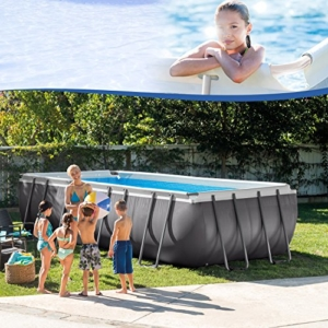 Aufstellpools - Intex 28911. GH Above Ground Pool – Above Ground Pools - 4